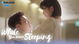 Video While You Were Sleeping - EP15 | Pick Up Hug [Eng Sub] download MP3, 3GP, MP4, WEBM, AVI, FLV April 2018