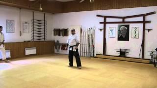 Sakura Budo Dojo - Taikai 2012 Budokan Bensheim - Tekki Shodan und Oyo