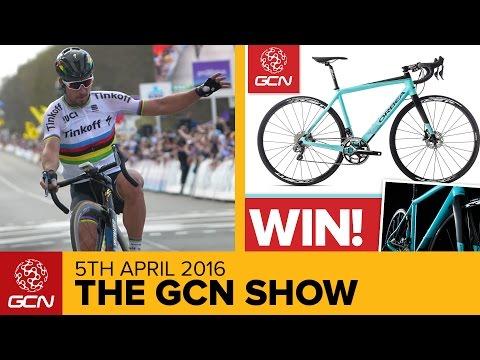 Is The Tour Of Flanders The Hardest Race?! | The GCN Show Ep. 169