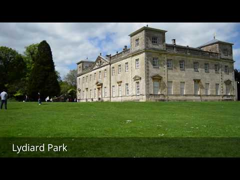 Places to see in ( Swindon - UK ) Lydiard Park
