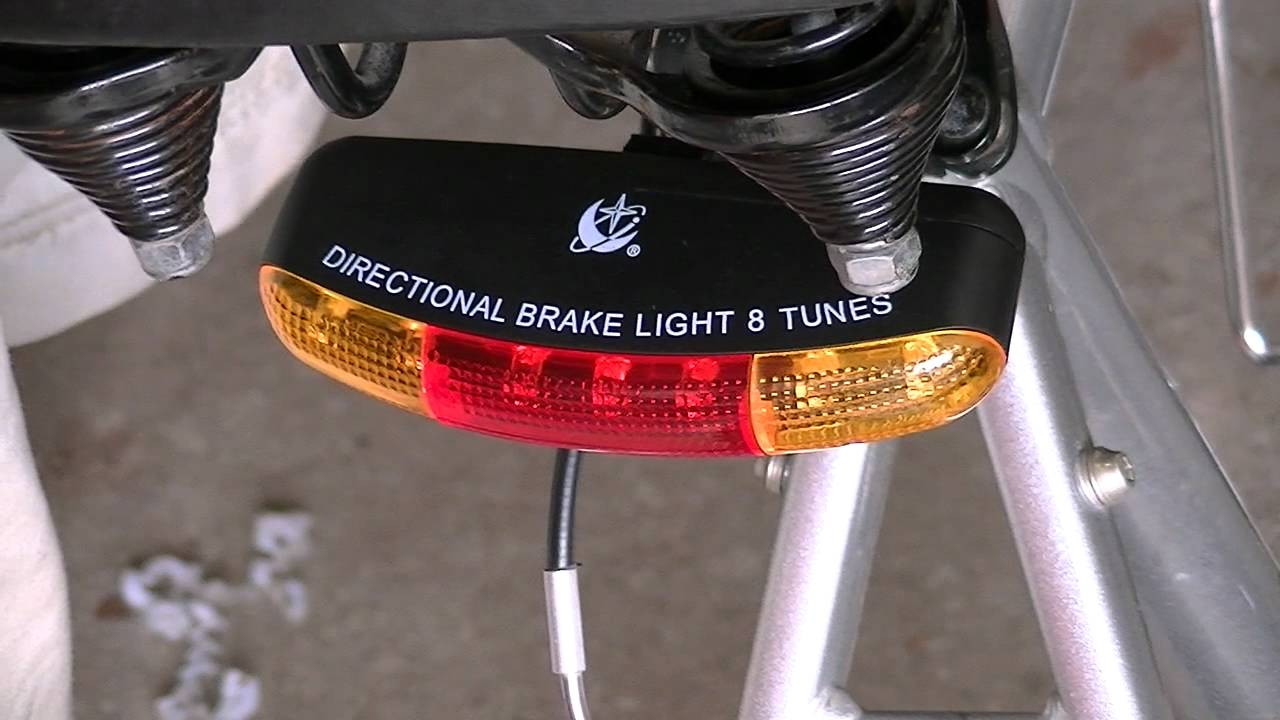 Cycling Bike Accessories Electric Horn 4 tunes Sounds Bicycle Police Siren Light