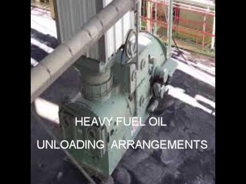FUEL OIL HANDLING SYSTEM  IN POWER PLANT
