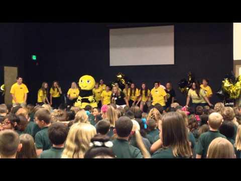 The Honey Bee Dance at Odyssey Preparatory Academy - Buckeye Campus