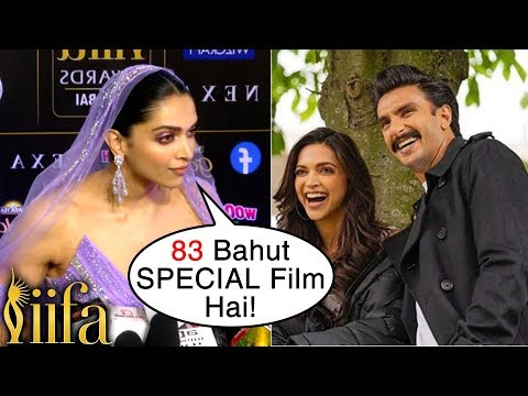 Deepika Padukone Talks About Her Role In 83' With Ranveer Singh | FULL INTERVIEW | IIFA 2019 Mp3