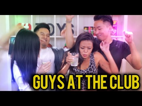 GUYS YOU MEET AT THE CLUB