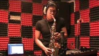 (Music Malaysia) JodyJazz Norteno Demonstration - Blue Line Instrumental on Alto Saxophone