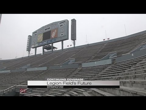 The future of Legion Field