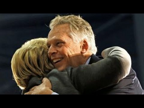 Conflict of interest for Gov. Terry McAuliffe?