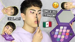 Trying to Speak ONLY SPANISH for a WHOLE VIDEO!! | Louie's Life