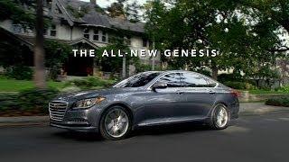 Real World Test Drive 2015 Hyundai Genesis First Look