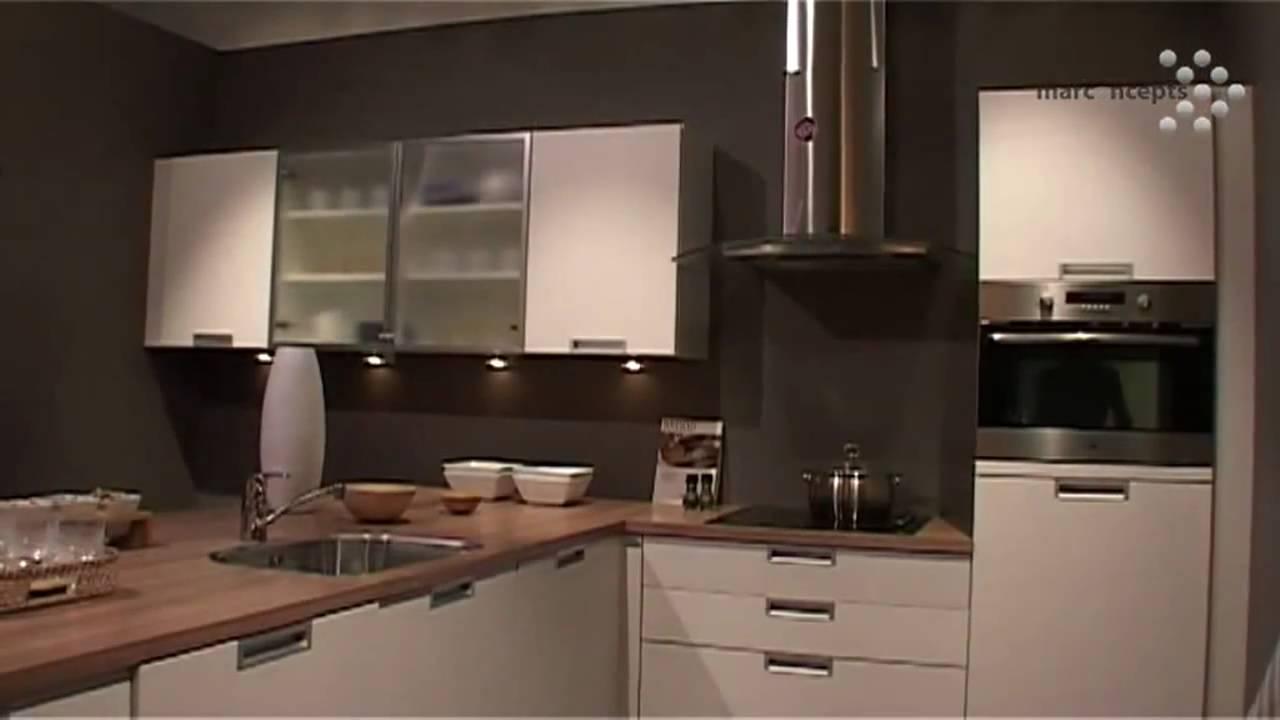 Moderne Keuken Met Hoog Geplaatste Vaatwasser Youtube