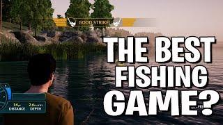 The Best Fishing Simulator? - Fishing Sim World - Gameplay / Review