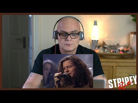 Stripey Reacts : Pearl Jam - Black (MTV Unplugged) (HD)