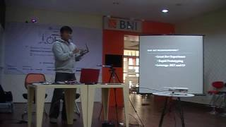 "Muhammad Ibnu Fadhil, Gravicode:  "".NET Gadgeteer"""