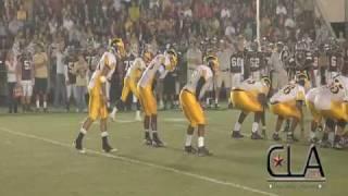 CollegeLevelAthletes.com   Dillon Baxter High School Highlights (USC RB - Mission Bay HS)