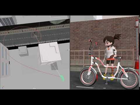 ゼロから始めるMAYAアニメーション 第6回:カメラワーク 回り込み