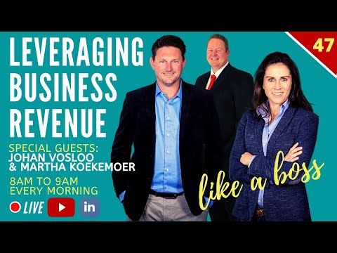 Leveraging the finances of your financial services business like a boss - VCF Ep. 47