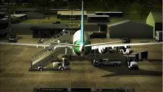 [FSX] 737-800 NGX Caribbean + FS2Crew + GSX