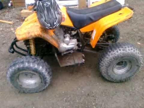 Bush Bear 150cc atv For sale 900
