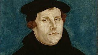 Martín Lutero, El Teólogo y Reformador Alemán que fundó en Luteranismo, La Reforma Protestante.