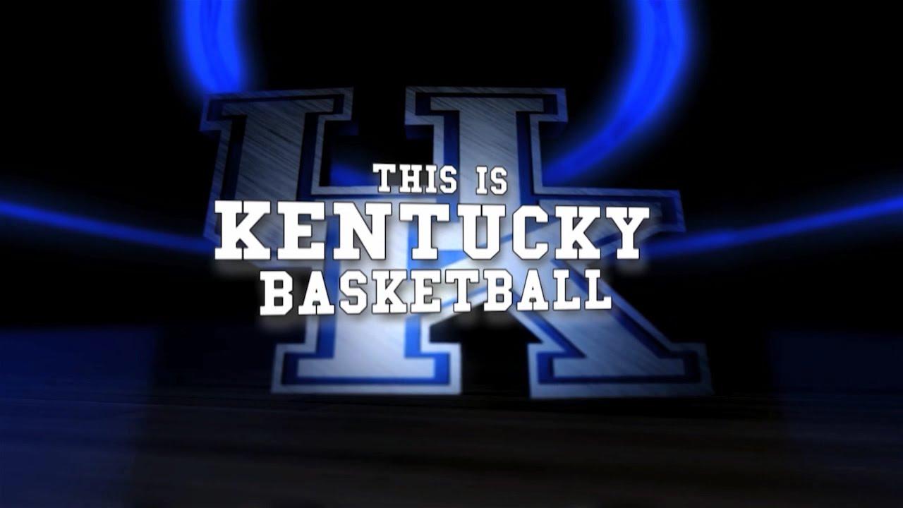 Kentucky Wildcats Men S Basketball: Kentucky Wildcats TV: This Is Kentucky Basketball