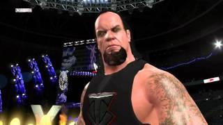 WWE2k15 Kane & Undertaker