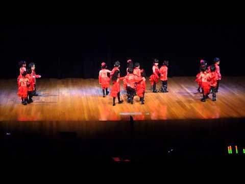 Grad concert 2013 - DB dance