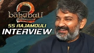 SS Rajamouli Exclusive Interview About Baahubali 2 | TFPC