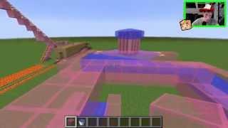 Ik-doe-maar-wat-craft #3 - Roze Moordmachine & Waterglijbaan