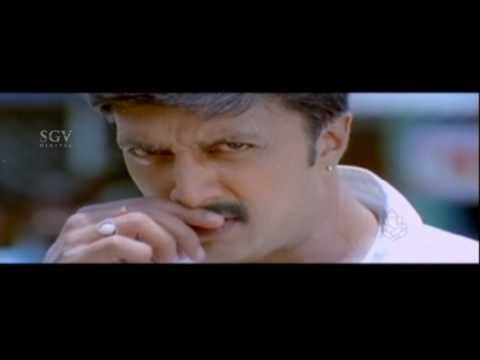 Kannada Scenes | Kiccha Sudeep in court Kannada Scenes | Hubballi Kannada Movie  | Rakshitha