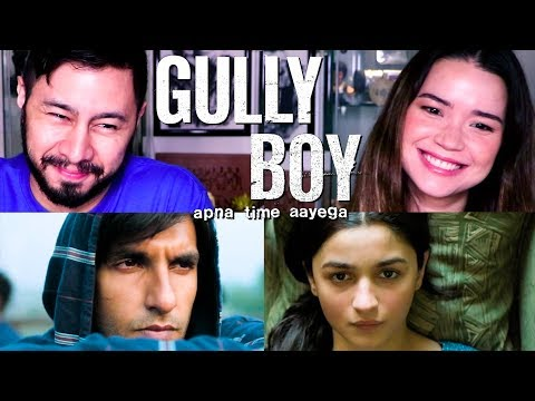 GULLY BOY | Ranveer Singh | Alia Bhatt | Trailer Reaction! Mp3