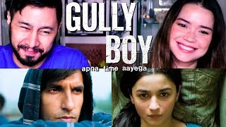 GULLY BOY | Ranveer Singh | Alia Bhatt | Trailer Reaction!