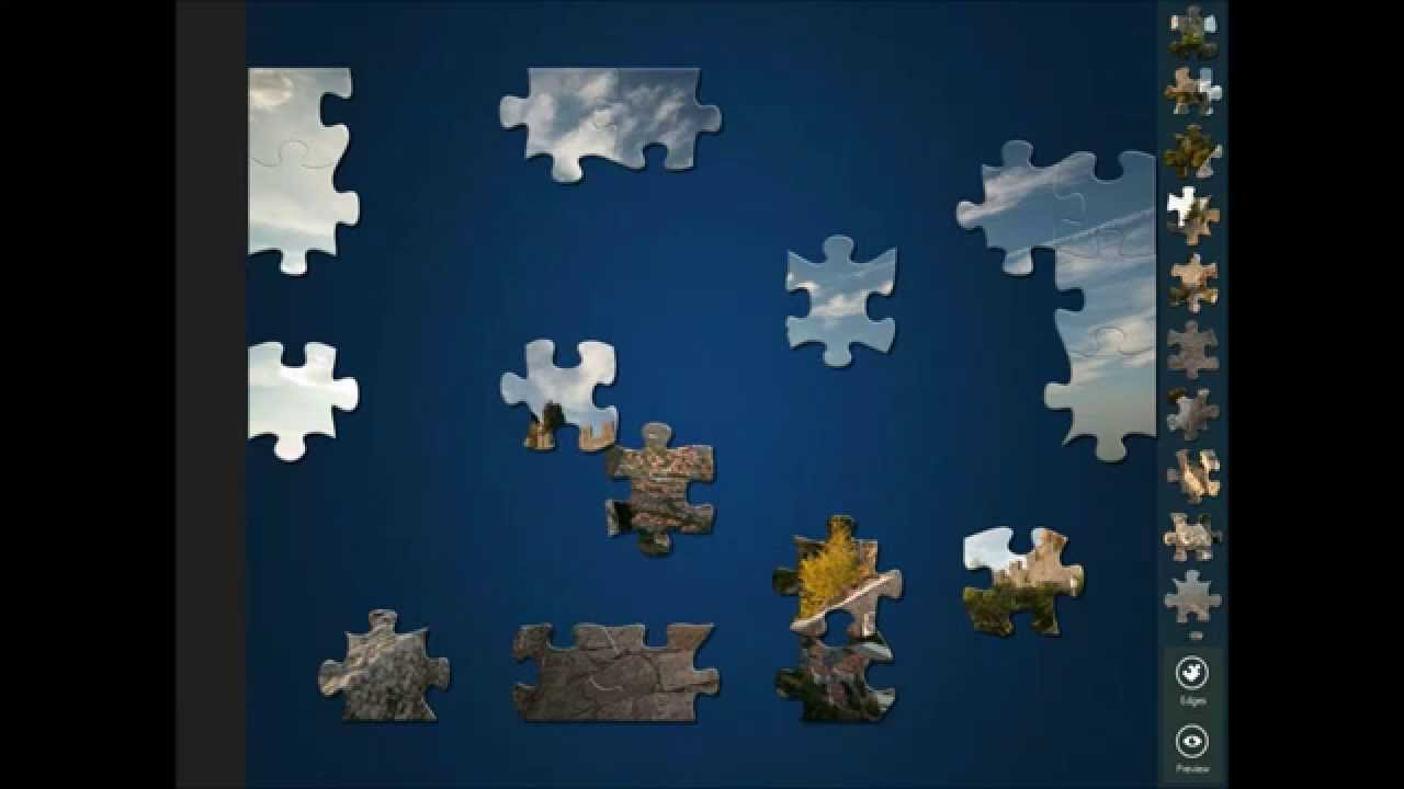 Windows 8 1 Magic Jigsaw Puzzles app popping up fake virus warnings!