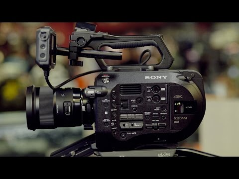 Sony FS7 Review Part 1