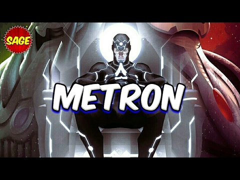 Who is DC Comics Metron? Owner of the Mobius Chair.