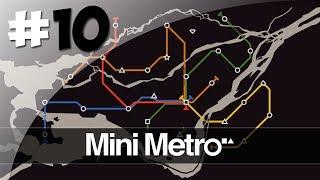 Montréal - #10 Mini Metro