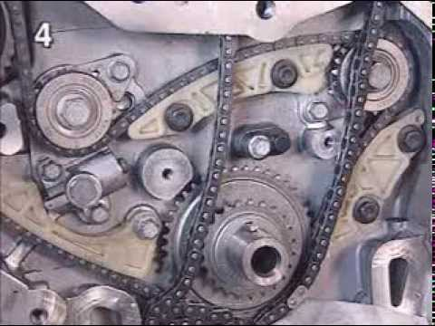 how to do timing chain tensioner check and replace gm. Black Bedroom Furniture Sets. Home Design Ideas