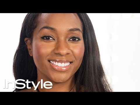 How to Do Negative-Space Eyeliner | InStyle