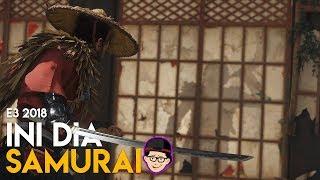 3 Hal SAMURAI BANGET Ghost Of Tsushima | Jepang Banget Ga Ada Lawan - E3 2018