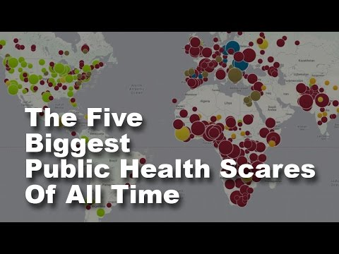 The Five Biggest Public Health Scares Of All Time