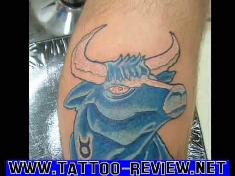 Taurus Tattoo Designs