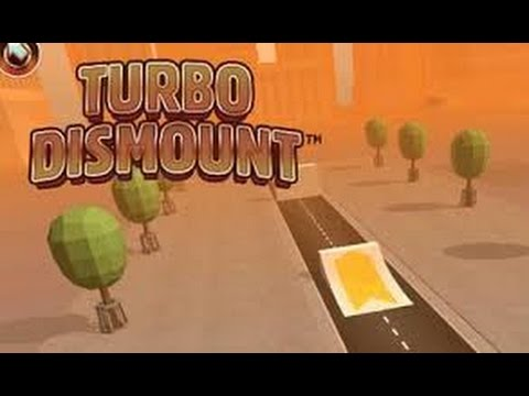 Turbo Dismount - BUTT TORNADO!
