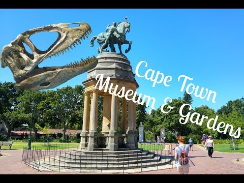 Cape Town | Museum & Gardens