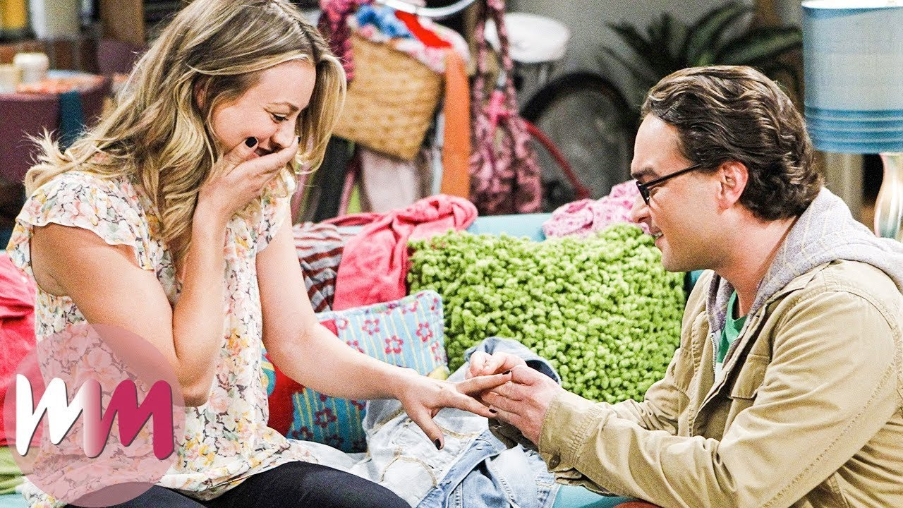 The Big Bang Theory's Kaley Cuoco Gets Emotional Over 'Heartbreaking' Episodes ...