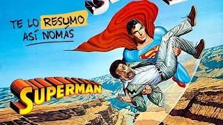 La Saga De Superman | #TeLoResumo