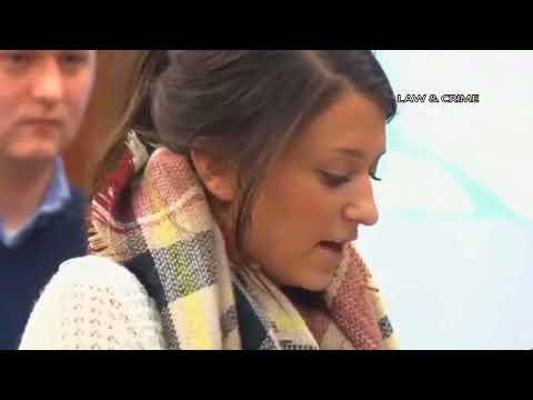 MSU Student Lindsey Lemke Rips Into MSU at Nassar Hearing 01/18/18