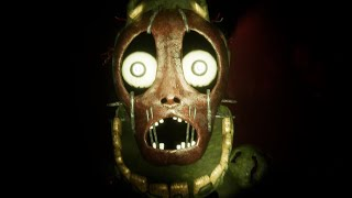 SPRINGTRAP COMO NUNCA LO HABÍAS VISTO - Nights at Fazbear's Fright (FNAF Game)