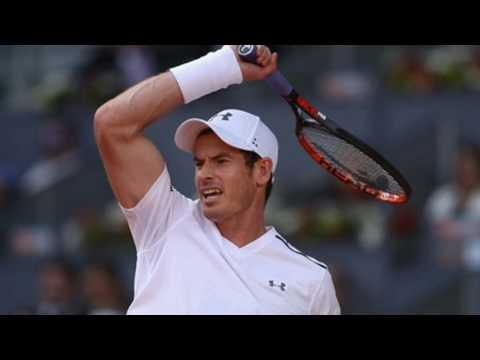 Andy Murray vs Borna Coric ATP  Madrid Masters open tennis Review