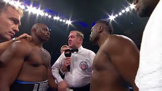 Whyte v Chisora  -  The Greatest Hits