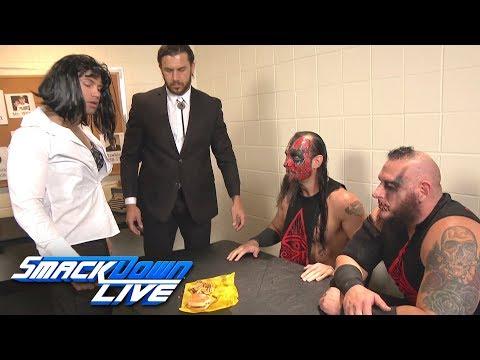 Breezango open a new case in Pulp Fashion: SmackDown , Oct 17, 2017